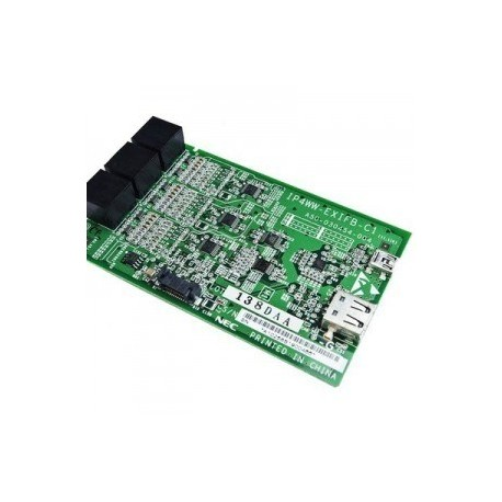 Conector para Modulos de Expansion BUS Nec