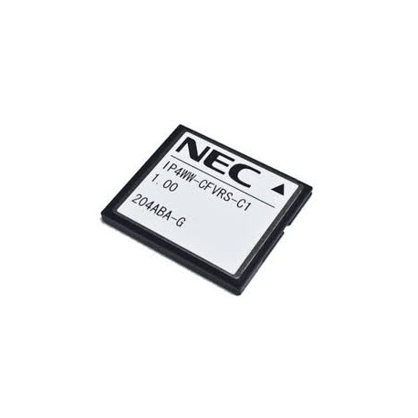 Tarjeta compact flash (solo VRS) Nec