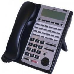 Telefono Multilinea IP 24 Teclas (Negro) Nec