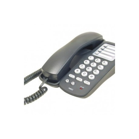 Telefono Unilinea Negro AT-45 (BK) Nec