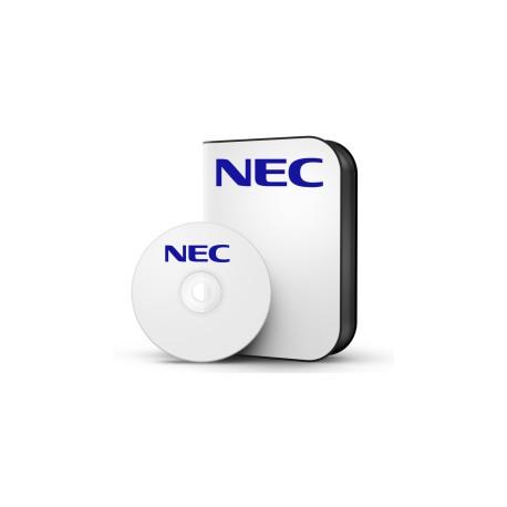Licencia usuario movil (Incluye 4 el CPU) NEC SL1000