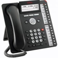 Telefono IP 1616-I-BLK Avaya