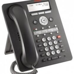 Telefono IP 1608-I BLK Avaya