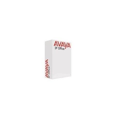 IPO LIC IP500 VCE NTWKG ADD 4 LIC:CU Avaya