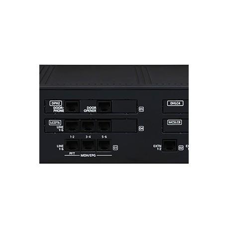 Unidad Principal KX-NS500 (6×18) Panasonic