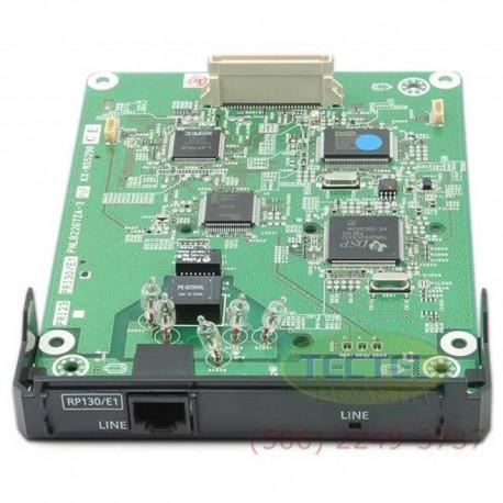 Tarjeta E- 1/PRI 30 Canales Digitales para KX-NS500 Panasonic
