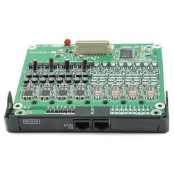 Tarjeta 8 extensiones unilineas para KX-NS500 Panasonic